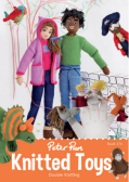 Peter Pan - Book 374 Knitted Toys