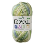 Loyal Baby Prints 4ply